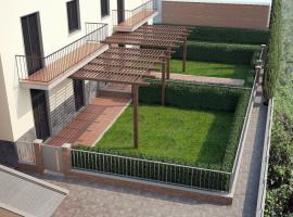 CAREGGI 3 VANI con giardino